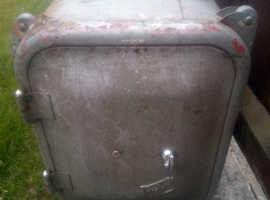 Vintage safe