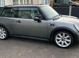Mini 1.6 Cooper S  Supercharged