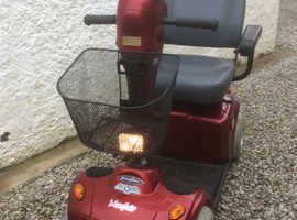 FREERIDER Mobility Scooter, Carries 21.5 stone, Captains Seat.