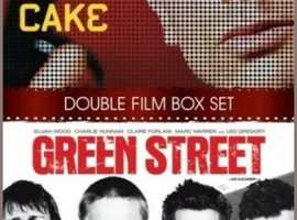 2 movies boxset layer cake / green street brand new and factory sealed