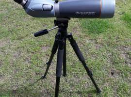Celestron Regal 80 F-ED birdwatching/Spotting Scope