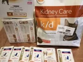 Renal K/D cat food
