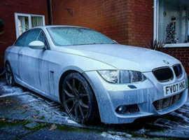 BMW E93 330D M-SPORT CONVERTIBLE - 2007