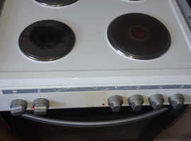 60cm Montpellier electric cooker and grill