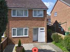 Swap your 2 bed house in Kent/Crawley areas for  large 3 bed house in countryside OXFORDSHIRE.serious and ready to move!