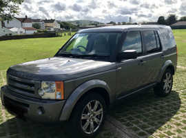 Land Rover Discovery, 2009 (09) Grey Estate, Automatic Diesel, 143,849 miles