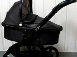 Special Edition Jurassic Black egg Full Travel System