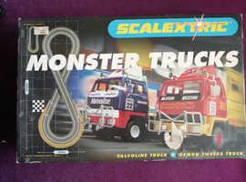 2 scalectrix sets