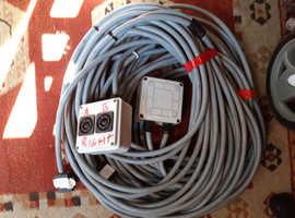 Bulgin Lighting Cables