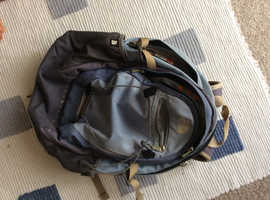North  face ruck sac