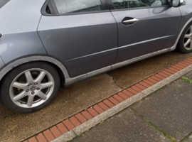 Honda Civic, 2006 (06) Grey Hatchback, Manual Diesel, 217,152 miles