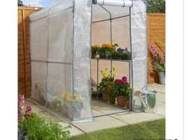 Large mini greenhouse. Bargain brand new in box