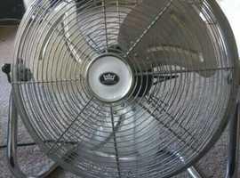 Air Circulator 14 Inch (35cm) Floor Fan Home Work