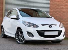 Mazda 2 1.3 Venture Edition Very Desirable 5 Door Venture Edition, with Genuine 30,000 Miles Only
