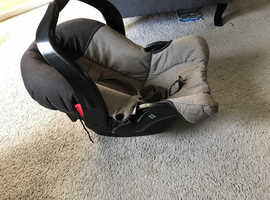 Baby carry chair