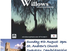 """""""Wind in the Willows"""" Theatre Production."""