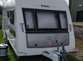Elddis Avante 624 Twin Axle Caravan 2013