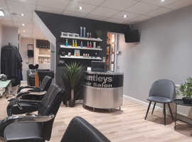 Hairdressing chair to rent Barnsley ( self employed)