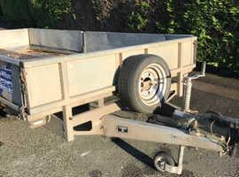 Large Ivor Williams trailer