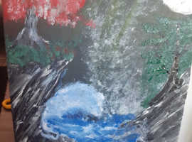 Original agrylic painting OFFERS