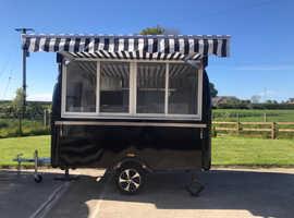 new mobile food trailer carting trailer food truck 230cm