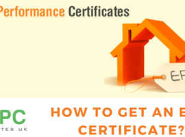 Order Your EPC Certificate Online