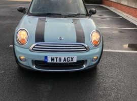 Mini 1 2011 1.6 3 door