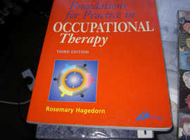 Occupational Therapy bookks