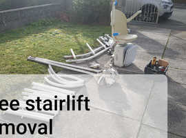 Free Stairlift Removal pontypool