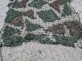 Camouflage net original army genuine