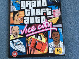 Grand Theft Auto Vice City PC Game (Free Postage)