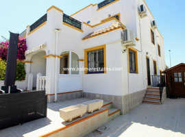 Costa Blanca 3 Bed Furnished House in Super Community with Lovely Views,  Dream Hills, Los Altos,