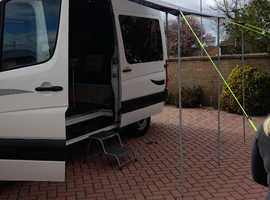 Vw crafter camper conversion