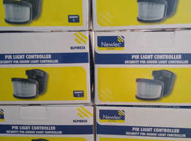 Newlec security light controllers