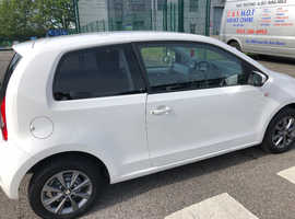 Seat Mii, 2016 (65) White Hatchback, Manual Petrol, 20,500 miles