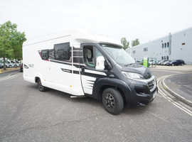 USED SWIFT BOLERO 684 BLACK EDITION