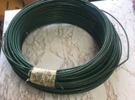Fencing support wire