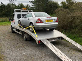 Professional Vehicle Transport & Recovery