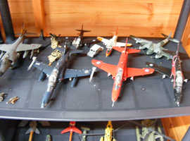 COLLECTION OF MODELS AND DIORAMAS