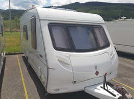 ACE Herald 2003 4 berth clean family caravan with end shut off wash room (must sell by this weekend)