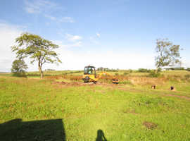 Plot for sale with full planning permission