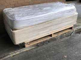 Single Bed (Mattress and Base)