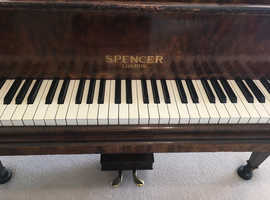 Baby Grand Piano by Spencer 1930s