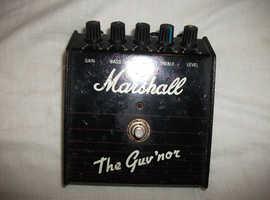 Marshall The Guvnor