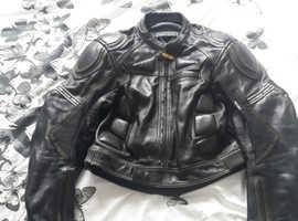 Frank thomas bike leathers