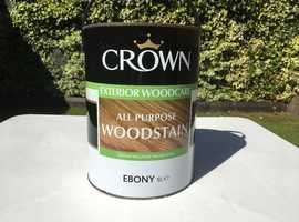Crown Exterior Woodcare All Purpose Woodstain