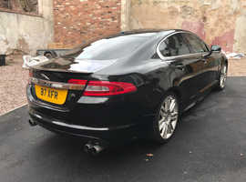 Jaguar Xf, 2009 (09) Black Saloon, Automatic Petrol, 74,456 miles