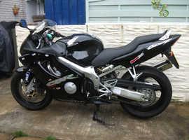 Honda CBR600F-3