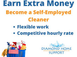 Self Employed Domestic Cleaners