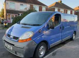 Renault TRAFIC, 2006 , 70,000 miles